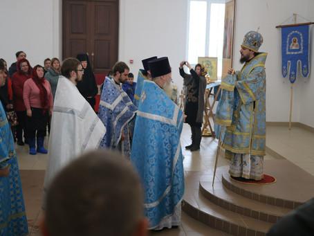 Состоялась хиротония дьякона Евгения Ильницкого во иерея