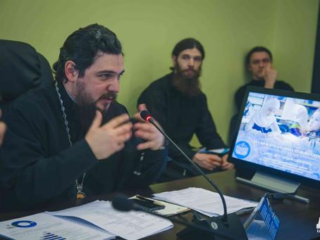 При участии клириков епархии прошёл первый день регионального этапа Рождественских чтений