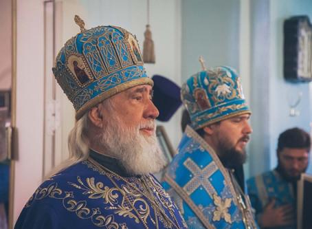 Обращение епископа Ахтубинского и Енотаевского Антония с клиром и мирянами Ахтубинской епархии к Вла