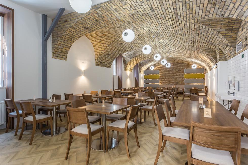 Keleti Károly utcai étterem