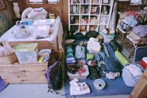 Road Trip Inventory