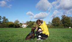 Lets Walk Dogs - Taunton dog walker 128.