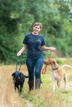 Lets Walk Dogs - Taunton dog walker 119.