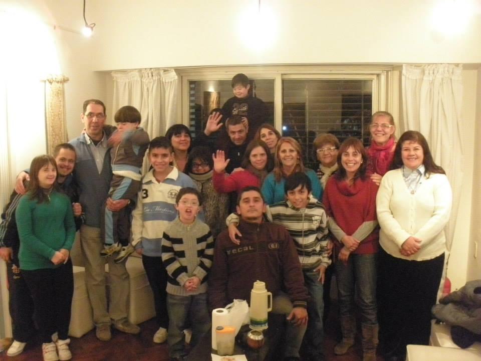 Reuniones con Familias 2014