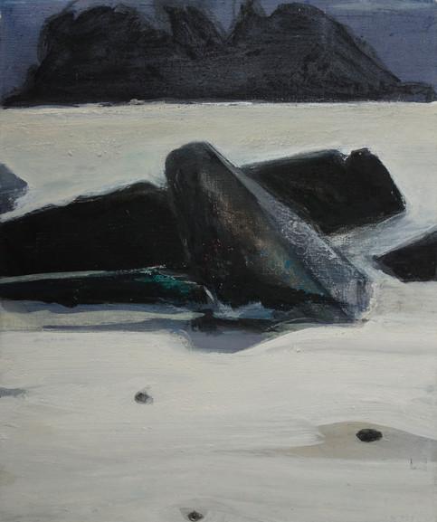 22. Marée basse à Trestraou, 2017