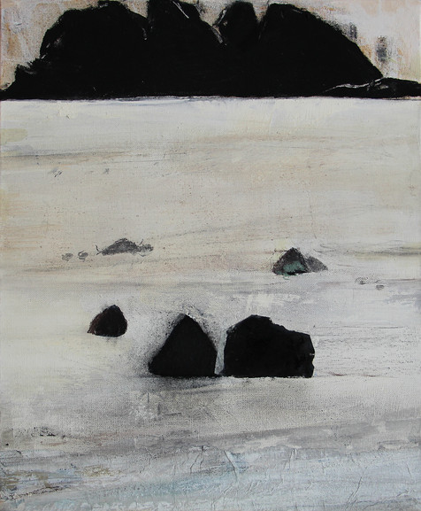 20. Les Rochers noirs à Pors Nevez, nov. 2015