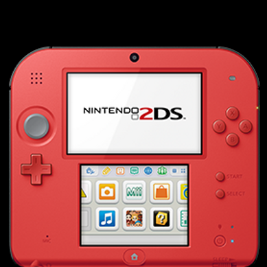2DS Lcd Screen