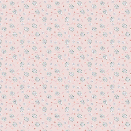 Delicate Rose 180gsm 30 x 30cm single sided scrapbooking paper
