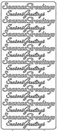 Seasons Greetings (two sizes)