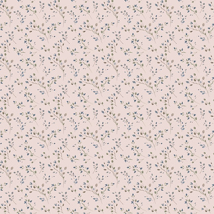 Delicate Leaves 180gsm 30 x 30cm single sided scrapbooking paper