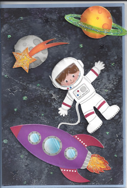 Space  card