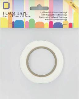.5mm Adhesive Foam Tape