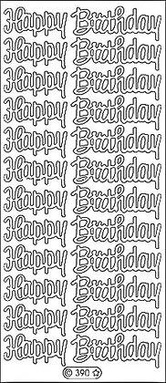 Happy Birthday Large