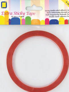 9mm Extra Sticky Double Sided Tape