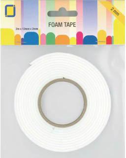 2mm Foam Tape