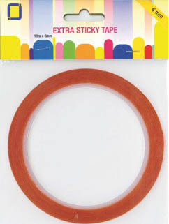 6mm Extra Sticky Double Sided Tape