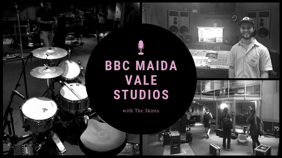Jack Longman BBC Maida Vale Studios