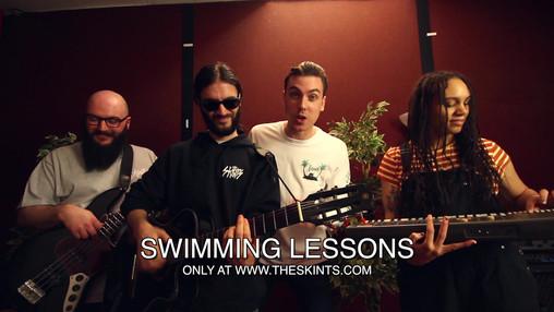 The Skints Swimming Lessons Album Promo