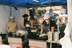 Street Food Social Media Photo