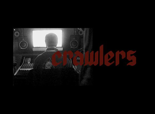 Studio VLog - Crawlers Debut EP