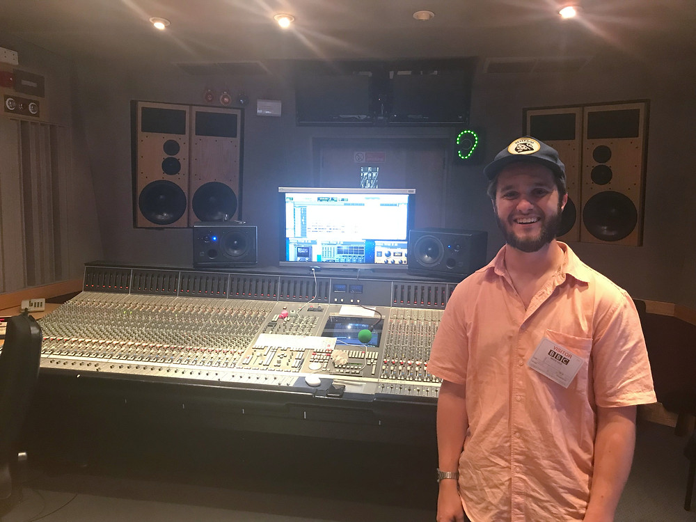 Jack Longman Producer / Mixing Engineer at BBC Maida Vale Studios