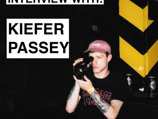 Make music videos GRAIN again - with Kiefer Passey