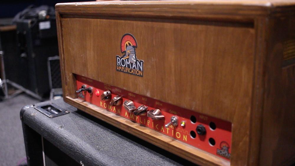 Roman Amplications Boutique Guitar Amp