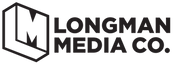 Longman Media Co Black Logo.png