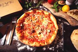 Pizza Restaurant Social Media Photo