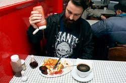 Cafe social media photo