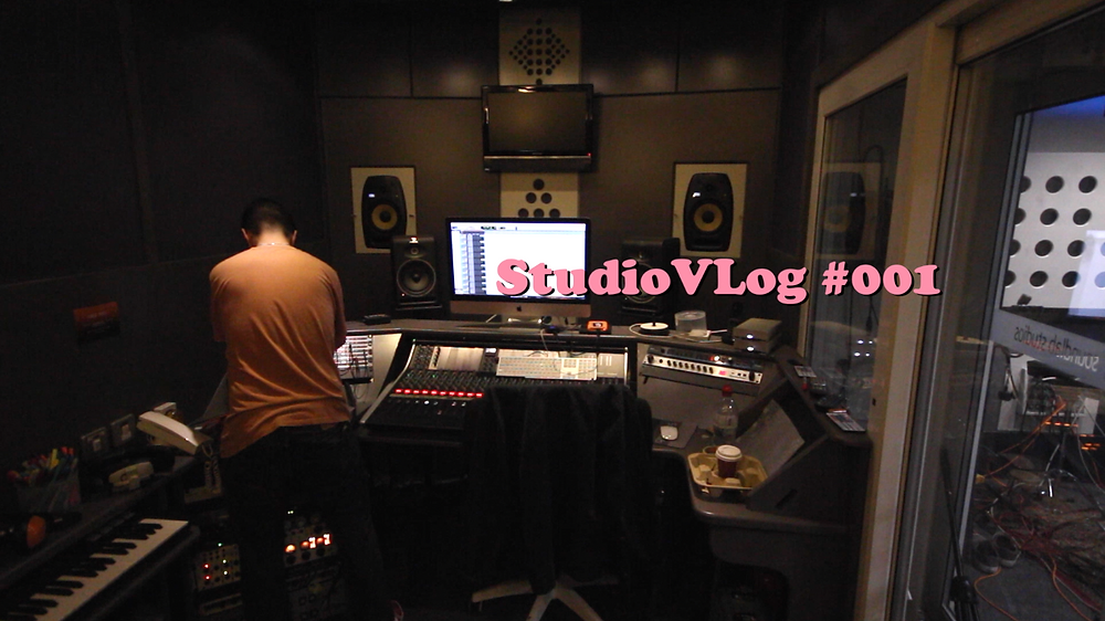 Jack Longman Studio Vlog Episode 1