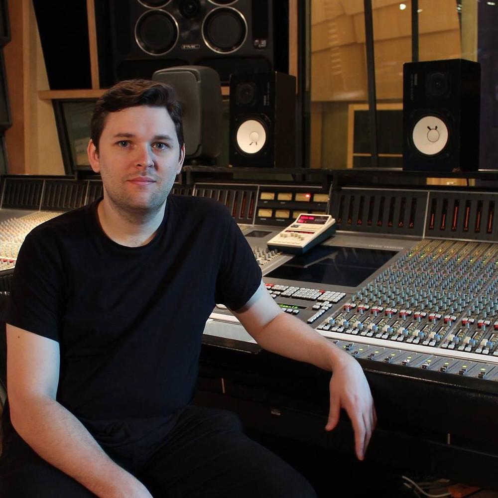 Pete Dowsett Audio Engineer/Producer