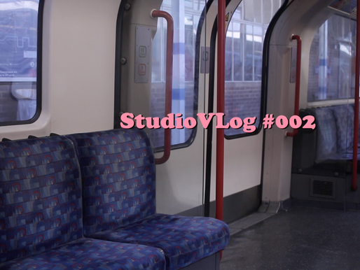Studio Vlog #002 | Recording an EP for Matthew Shepherd