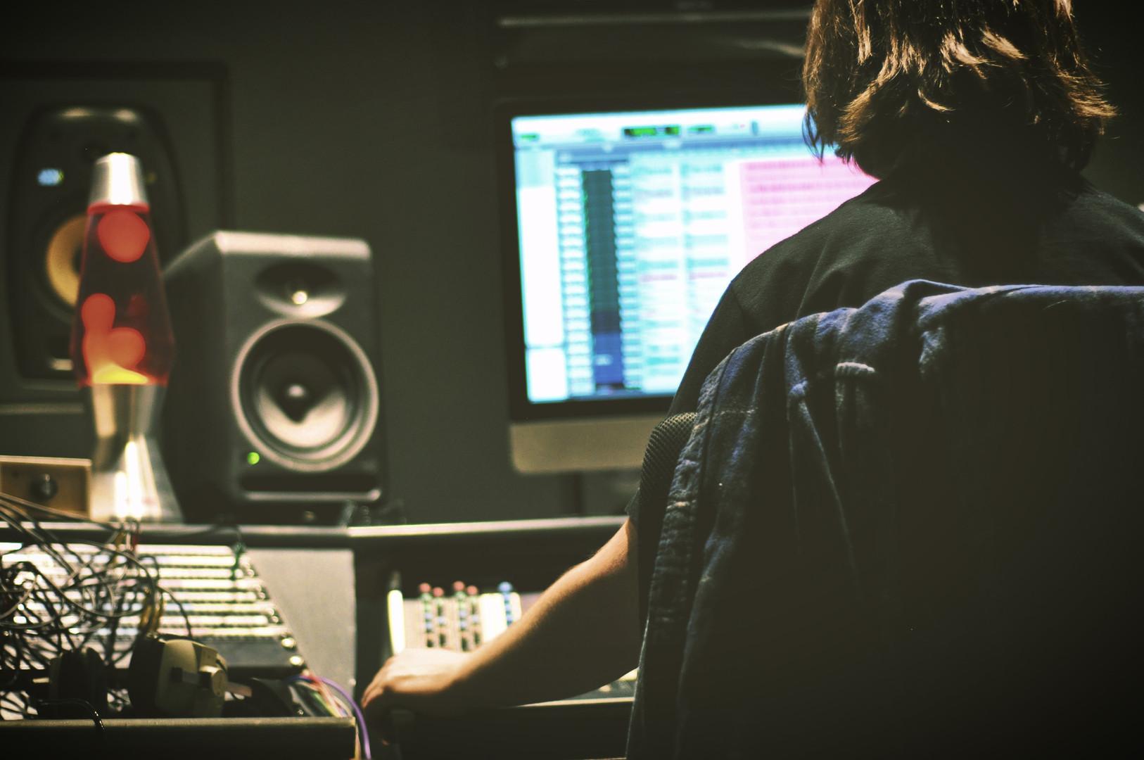 Mixing...