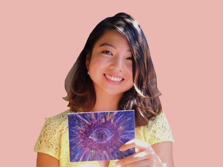 Entretien avec Jo Bautista, fondatrice de Send to Give, artiste, entrepreneuse et étudiante à l'ESCP