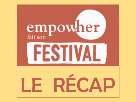 La rentrée du féminisme – Empow'her (a) fait son festival