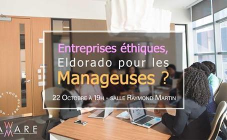 Table-ronde : La place des manageuses en entreprise