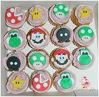 Minicupcakes décorés