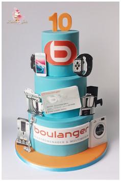 10 ans magasin Boulanger Saint Doulchard