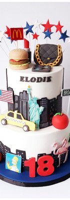 Cake design New York
