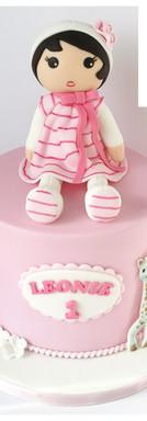 Cake design doudou