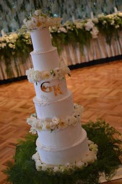 Sydney 6 tier Wedding Cakes