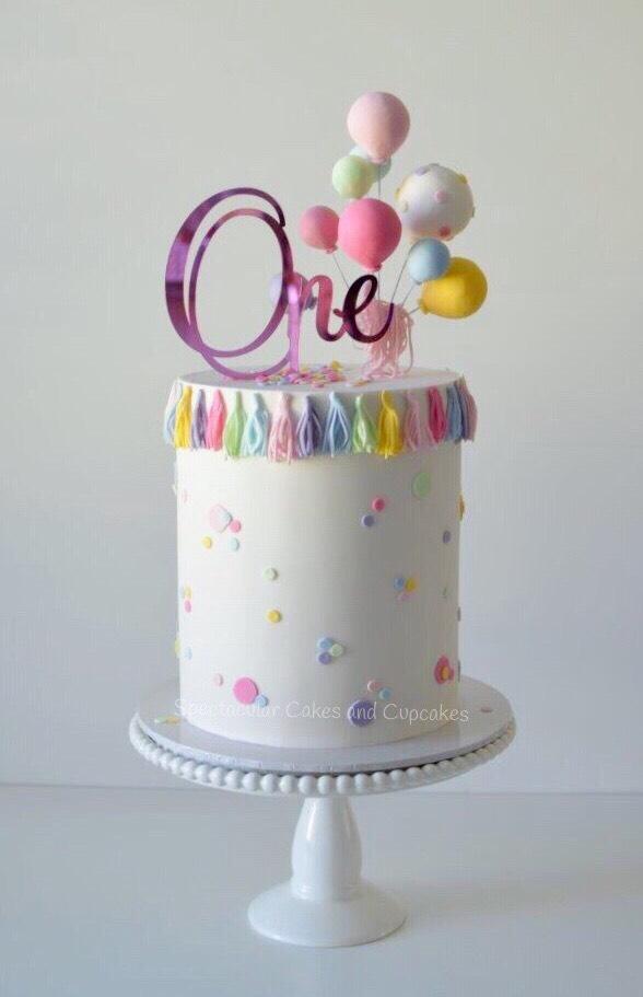 Sydney 1st birthday cake
