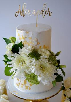 Sydney Christening cake
