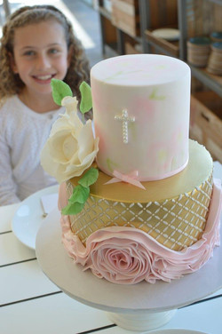 Sydney Holy Communion Cake