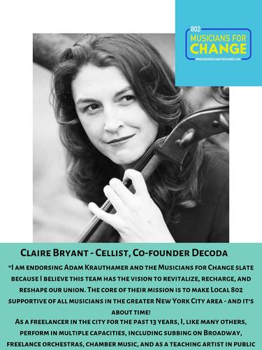 Claire Bryant