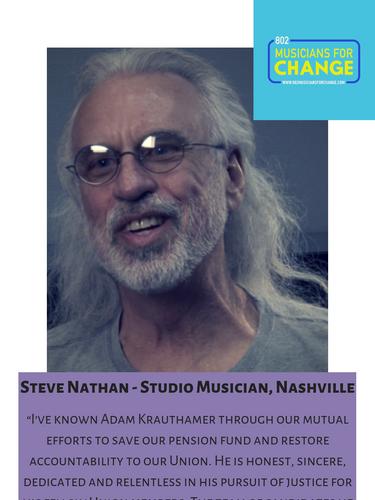 Steve Nathan