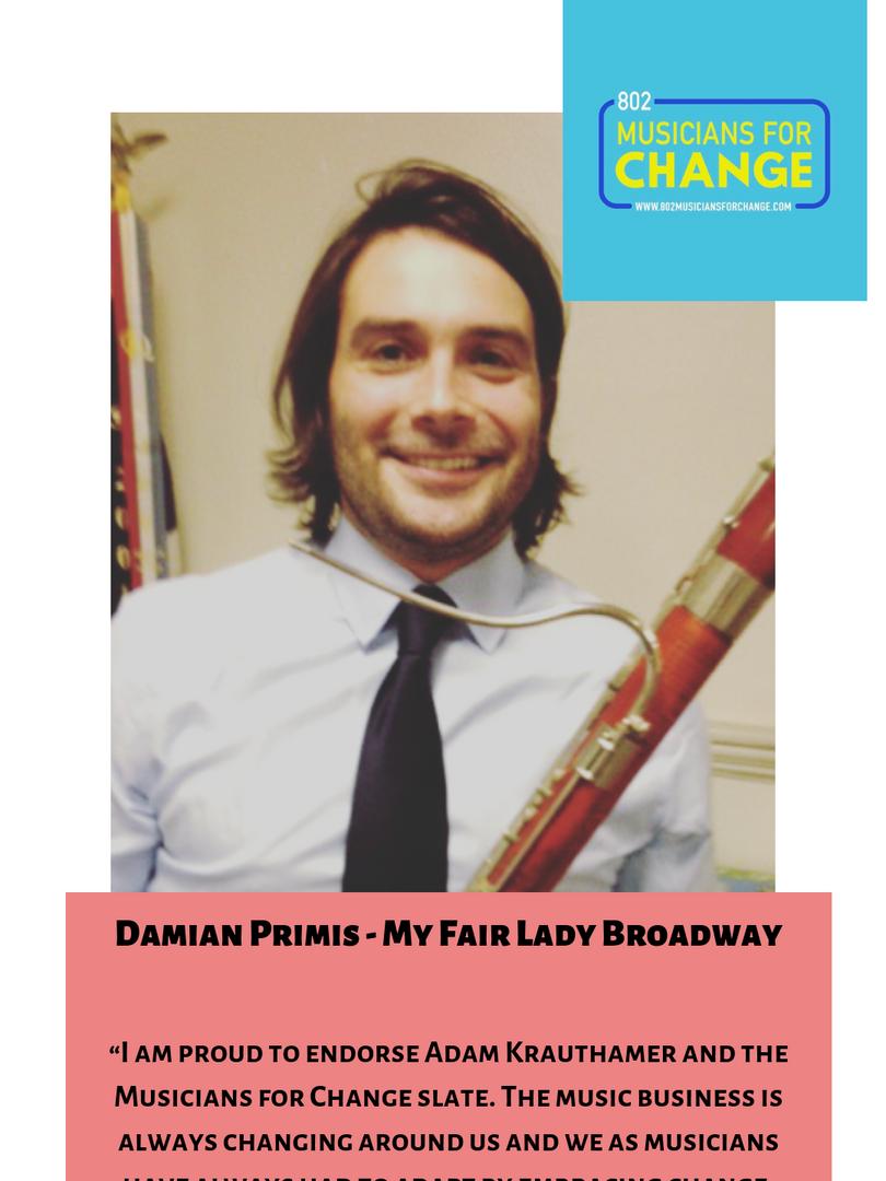 Damian Primis