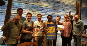 802strong Come From Away pit II 04052019