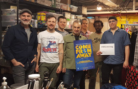 802strong Come From Away pit 04052019 1.